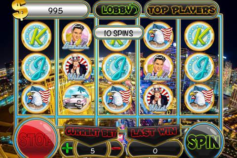 A Aace Las Vegas Casino and Roulette & Blackjack screenshot 3