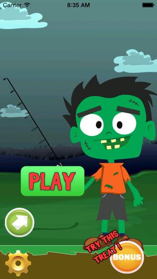 Zombie Fishing