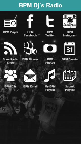 BPM dj's Radio