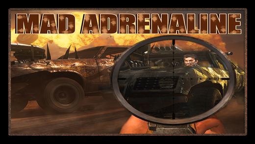 Mad Adrenaline: Max Armory Demolition Desert Warfare PRO