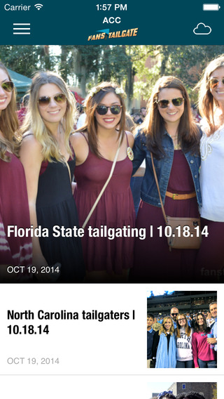 FansTailgate – State College and University football tailgating photos