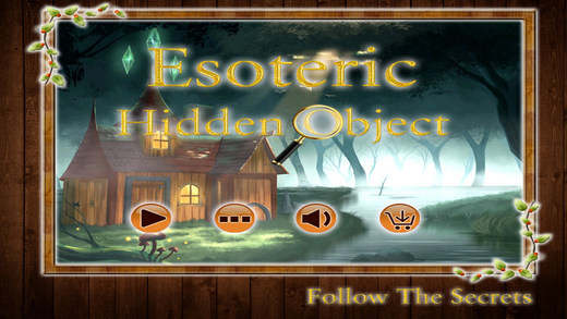 Esoteric Hidden Objects