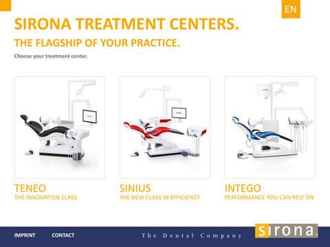 Sirona Treatment Centers