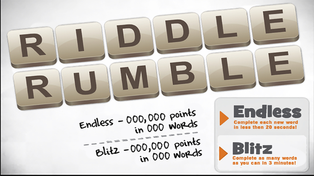 Riddle Rumble FREE- Learn And Scramble English Vocabulary