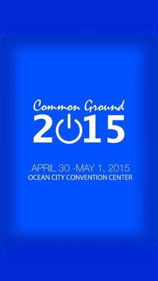Common Ground 2015