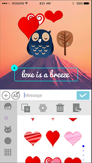 The Poster App - create and share fun Posters
