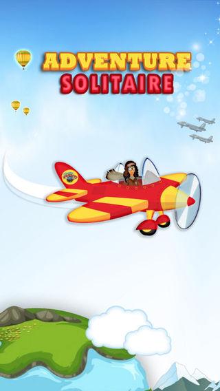 Klondike Blitz Adventure Solitaire in Wonderland
