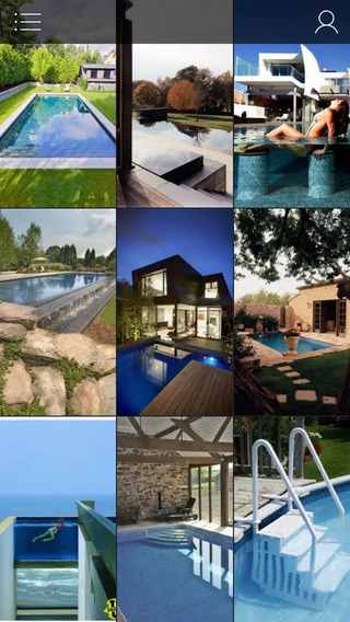 Swimming Pool Design Ideas - Creative Waterpark and Pool Design Pictures