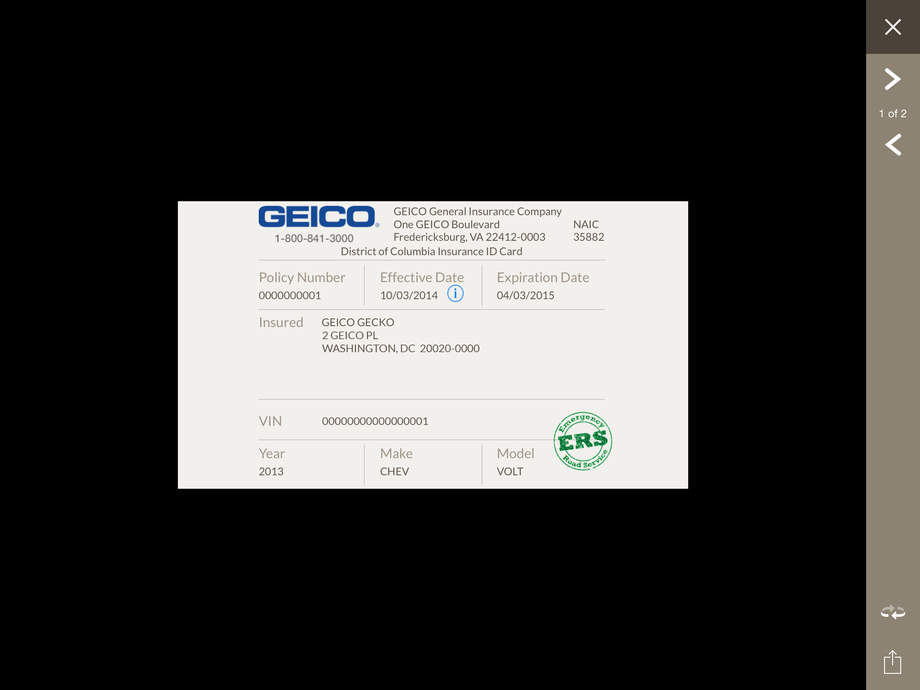 GEICO Mobile - iPhone Mobile Analytics and App Store Data