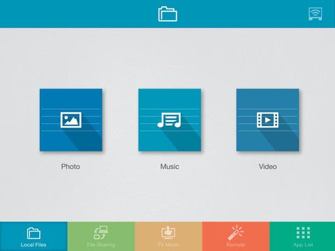 HiShare for iPad