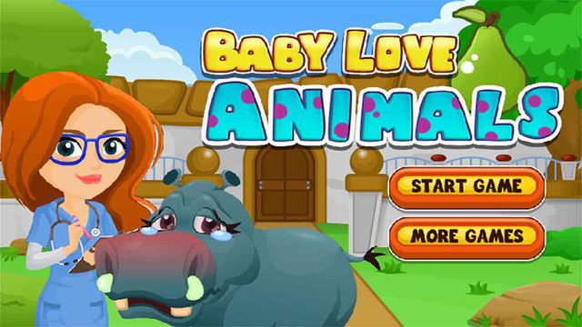 Baby Love Animals-EN