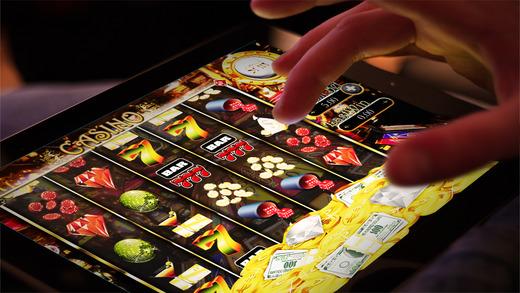 A Abu Dhabi One Royal Salute Casino Classic Slots