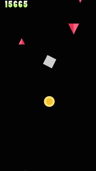 Lite Dot Bouncing