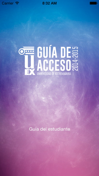 Guía de Acceso UEx 2014-2015