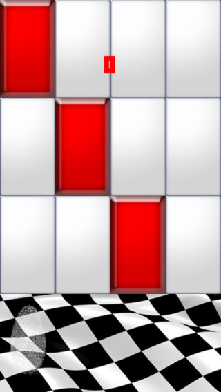 Don't touch white tiles - Red tile Edition piano speed and accuracy style