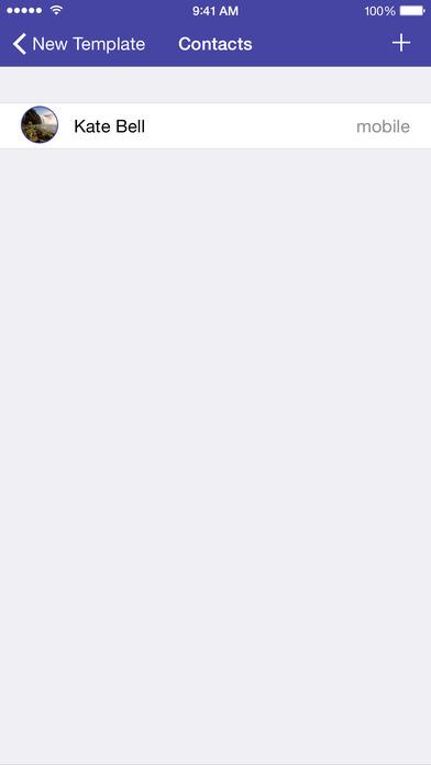 SwiftSMS iPhone Screenshot 5