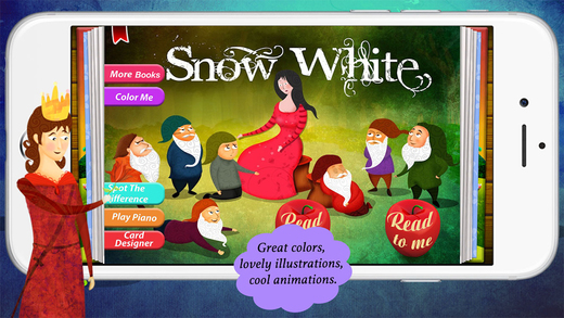 Snow White by Story Time for Kids