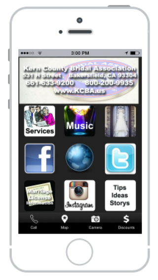 Wedding Directory KCBA
