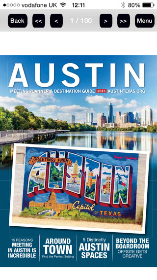 Austin Meeting Planner and Destination Guide