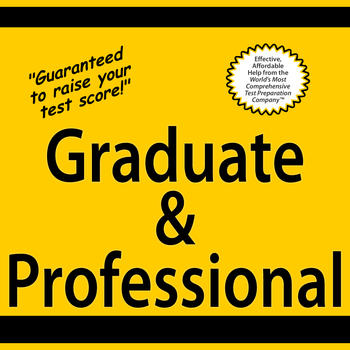 Graduate and Professional School Entrance Exam Flashcards LOGO-APP點子