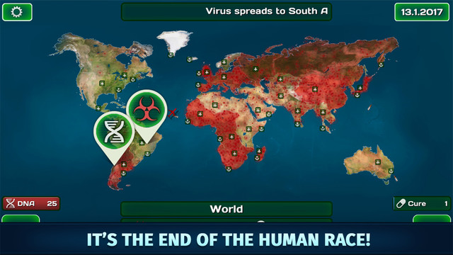 Virus Plague - Pandemic Madness