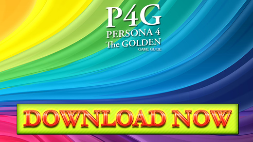 Game Pro - Persona 4 Golden Version
