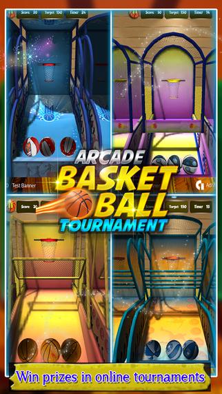 Arcade Basketball Tournament