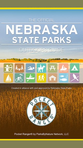 Nebraska State Game Parks Guide- Pocket Ranger®