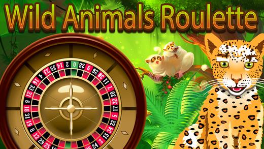 Animals Wild Life Kingdom Roulette Casino Spin Play Win the Big Jackpot Free
