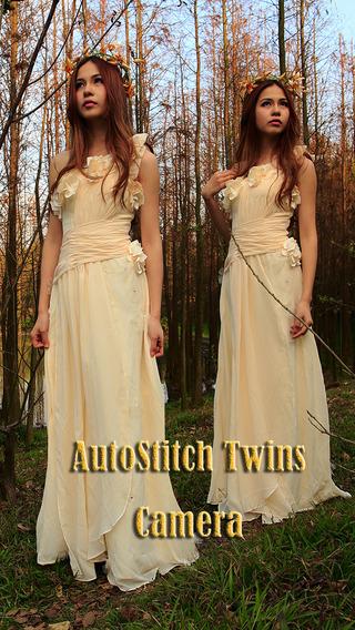 AutoStitch Twins Maker