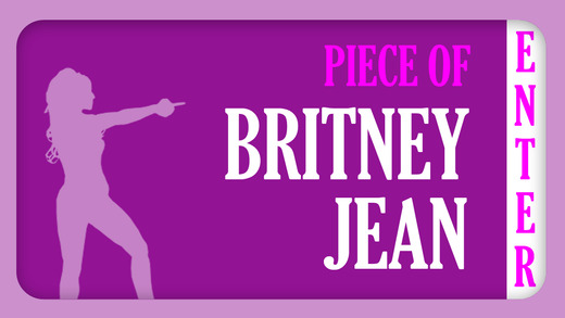 Piece of ME for Britney Spears
