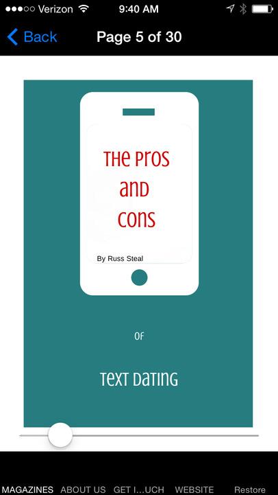 Best dating app on appstore