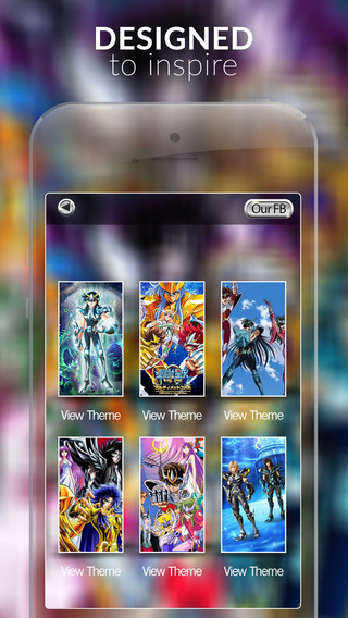 Manga Anime Gallery : HD Wallpaper Themes and Backgrounds For Saint Seiya Edition