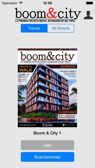 Revista Boom City