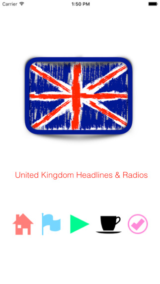 UK headlines & UK radios Screenshots