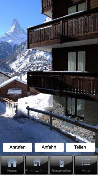 Fewo Aiolos Zermatt.