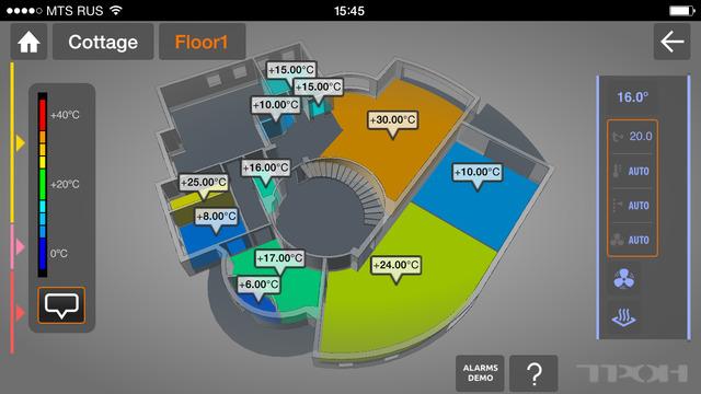 App throne 3d smart home building app app for Home builder app