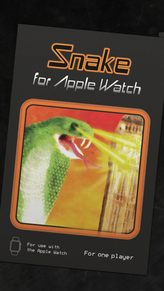 Snake for Apple Watch