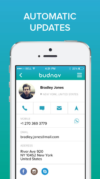 Budnav - Your Smart Phone Book