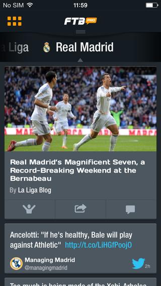 FTBpro - Real Madrid Edition