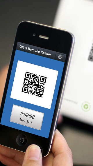 Scan QR Code Barcode ~ Quick Easy Scanner or Reader app for iPhone and iPad free