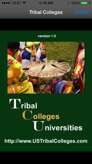 Tribal Colleges and Native Indian Universities
