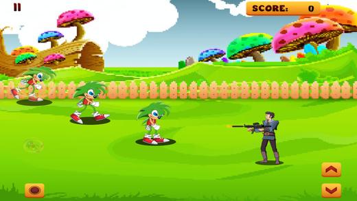 Hedgehog Shooting Mayhem - Epic Defense Battle