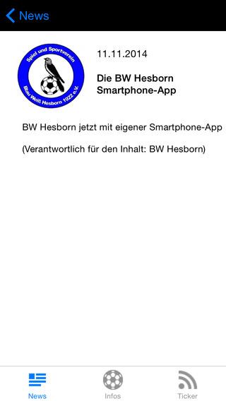 BW Hesborn
