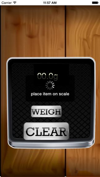 Digital Scale - plus