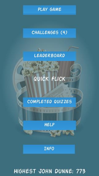 Flick Trivia