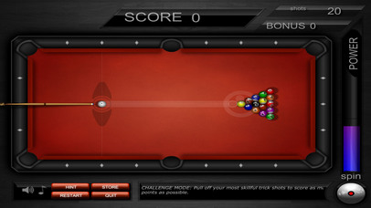 Screenshot 3 Learn Billiard