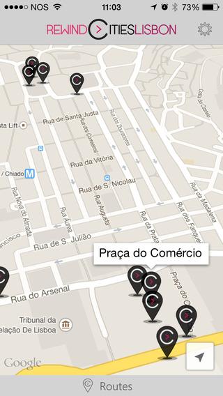Rewind Cities Lisbon