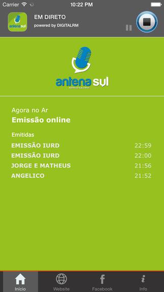 Rádio Antena Sul Almodôvar