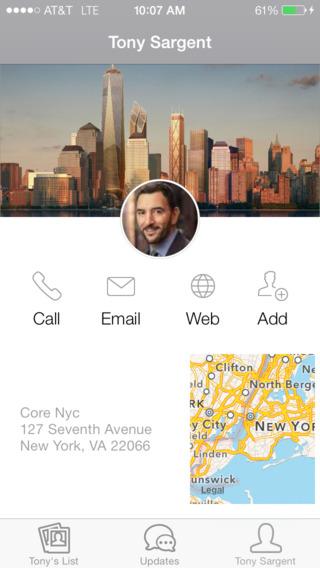 Tony Sargent - New York City Real Estate